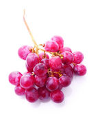 Image of red grape bunch — Stock Photo
