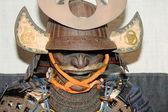 Image of samurai armour — Stock Photo