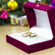 Wedding rings — Stock Photo #35507679