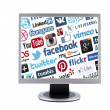Social networks — Stock Photo #37572041
