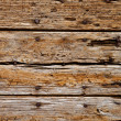 Old wood door background — Stock Photo