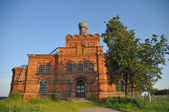Old Russian church — Foto Stock