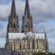 Cologne Cathedral at daylight — Stock Photo