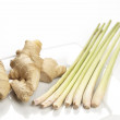 Ingredients for the Asian cuisine — Stock Photo
