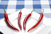 Red hot pepper — Stock Photo