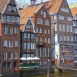 Stock Photo: Hamburg (Germany) - Nikolaifleet