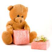 Teddy bear — Stock fotografie