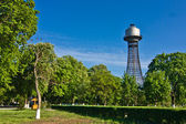 Water tower — Stock Photo