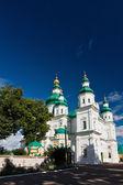 Mosteiro da trindade-ilna de chernihiv — Fotografia Stock