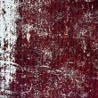 Stock Photo: Wood crack red-white grunge texture