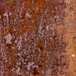 Stock Photo: Metall rusty red grunge texture