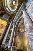 Inside st.Peter's Cathedral — Stock Photo