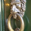 The Door Handle — Stock Photo