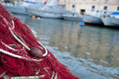 Fishermans tacklingar — Stockfoto
