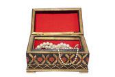 Pole biżuterii — Zdjęcie stockowe
