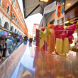 Stock Photo: Street Refreshment in Venice