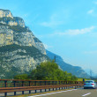 Way to Dolomite Alps — Stock Photo #32566413