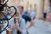トスカーナの鐘 — ストック写真
