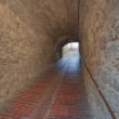 The Tunnels of San Gimignano — Stock Photo