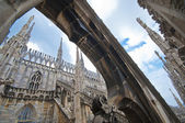 Duomo di Milano — Foto de Stock