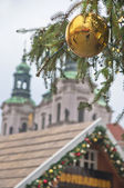 Christmas Pictures from Prague — Stock Photo