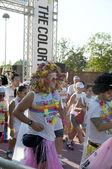 Color Run — Stock Photo