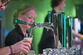 Heineken Experience. Amsterdam — Stock Photo