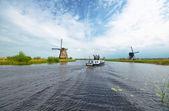 Netherlands Countryside — Stockfoto
