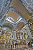 Antwerpen Train Station — Stock Photo