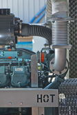Generator Part — Stock Photo
