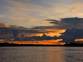 Afrika günbatımı — Stok fotoğraf