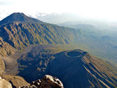Mt. kilimanjaro the highest peak in africa — Stockfoto
