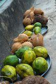 Local food found in Tanzania — Stock Photo