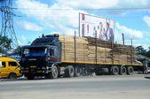 Local transport in tanzania — Stock Photo