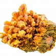 Orpiment mineral sample — Stock Photo