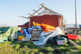 Pile of junk — Stock Photo