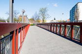 Walkway bridge — Stock Photo