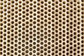 Ceramic burner plate — Stock Photo
