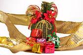 Decoracion navideña — Stock Photo