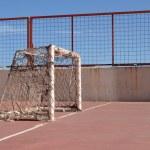 Soccer goal — Stock Photo #36531159