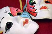 Máscara de carnaval — Foto de Stock
