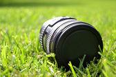 Camera lens — Zdjęcie stockowe