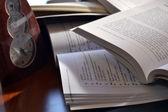 Office books — Stockfoto