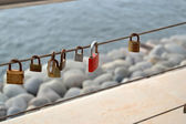 Lock of love — Stock Photo