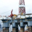 Stock Photo: Oil rig