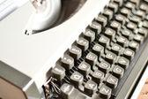 Schrijfmachine — Stockfoto