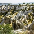 Stock Photo: Valley of pigeons in Cappadocia, Turkey