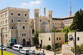 Complex of Notre-Dame de France. Jerusalem — Stock Photo