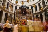 Kuvuklion iglesia del santo sepulcro — Foto de Stock
