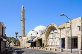 Mosque in Mahmoudiya in ancient Jaffa — Stockfoto